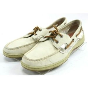 Sperry Top Siders Bluefish Women's Shoes Size 8.5